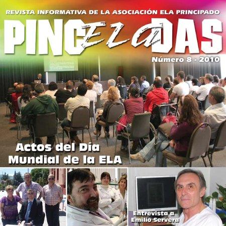 Revista Pinceladas nº8