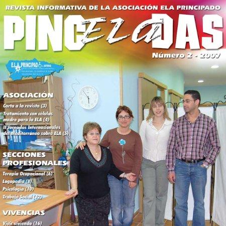 Revista Pinceladas nº2