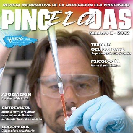 Revista Pinceladas nº3