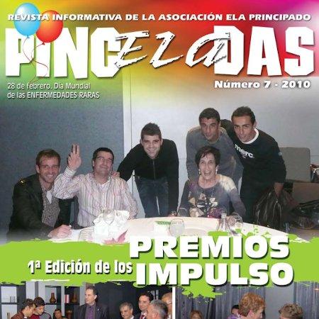 Revista Pinceladas nº7