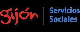 Logotipo Servicios Sociales Ayuntamiento de Gijón